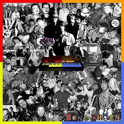 HENTCHMEN - Self Titled CD