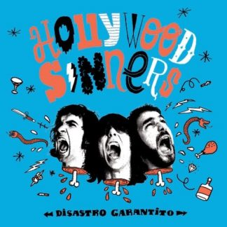 HOLLYWOOD SINNERS - Disastro Garantito CD / LP