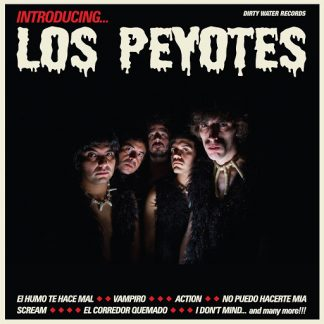 LOS PEYOTES - Introducing... CD / LP