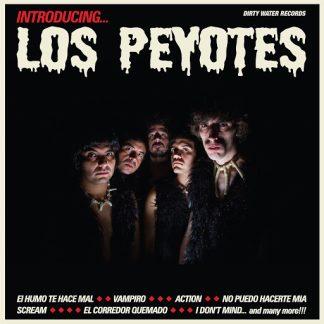 LOS PEYOTES - Introducing... CD / LP
