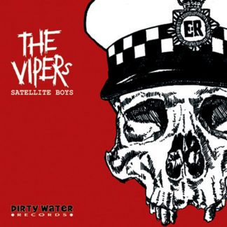 THE VIPERS - Satellite Boys 7""