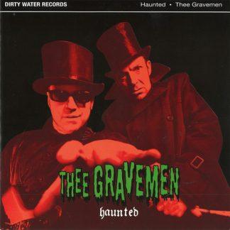 """THEE GRAVEMEN - Haunted 7"""""""