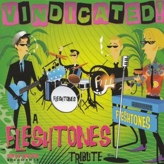 V/A - Vindicated! - A Fleshtones Tribute LP