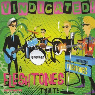 VA: VINDICATED! - A Tribute To The Fleshtones CD