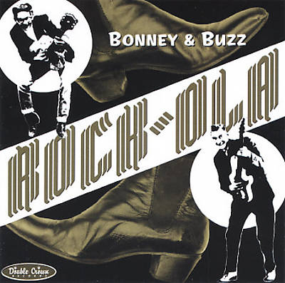 BONNEY & BUZZ - Rock-Ola CD