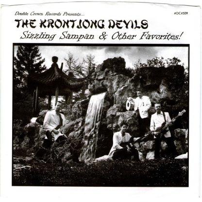 "THE KRONTJONG DEVILS - Sizzling Sampan & Other Favorites! 7"""