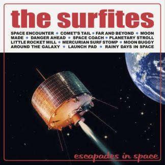 THE SURFITES - Escapades In Space CD