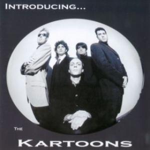 THE KARTOONS - Introducing CD
