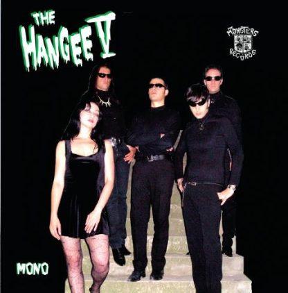 HANGEE V - Self Titled CD