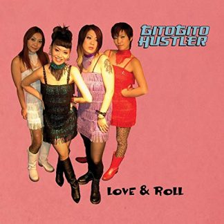 GITOGITO HUSTLER - Love & Roll CD