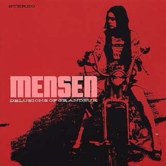 MENSEN - Delusions Of Grandeur CD