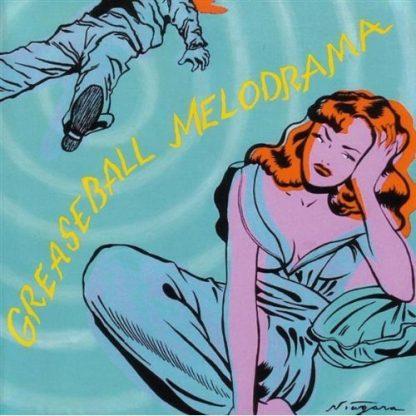 VA: GREASEBALL MELODRAMA CD