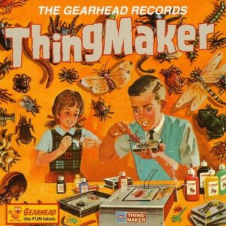 VA: GEARHEAD RECORDS THINGMAKER CD