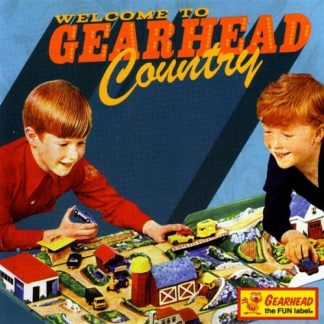 VA: WELCOME TO GEARHEAD COUNTRY CD