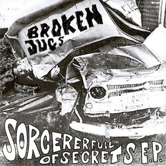 "BROKEN JUGS - Sorcerer Full of Secrets 7"" EP"