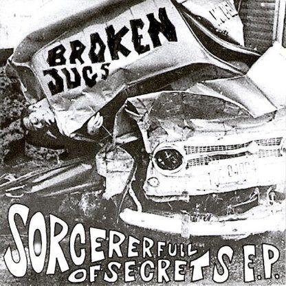 "BROKEN JUGS - Sorcerer Full of Secrets 7"" EP"