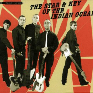 THE STAR & KEY OF THE INDIAN OCEAN - Vintage Soup... CD