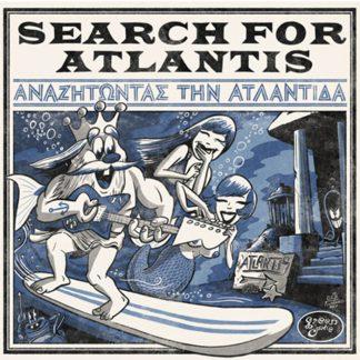 VA: SEARCH FOR ATLANTIS - Αναζητώντας την Ατλαντίδα CD