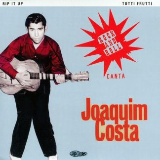 JOAQUIM COSTA - Canta Rock And Roll 7""