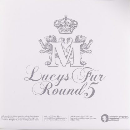 """MAINLINERS, The - Lucys Fur 7"""" back"""