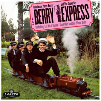 PETER BERRY AND THE SHAKE SET - Berry Express 7""