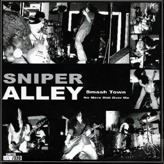 SNIPER ALLEY / ALEX FACE - Split 7""