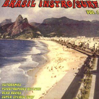 "VA: BRASIL INSTRO/SURF Vol.1 - 7"""