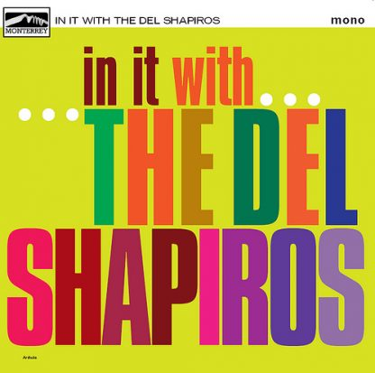 """THE DEL SHAPIROS - In It With... 10"""""""