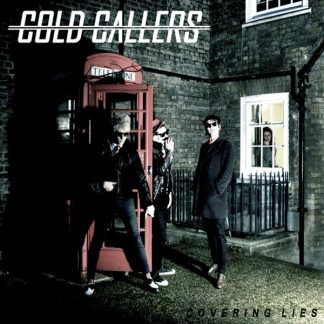 COLD CALLERS - Covering Lies LP