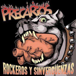 """PRECARIOS - Rockeros Y Sinvergüenzas 7"""" (Red)"""