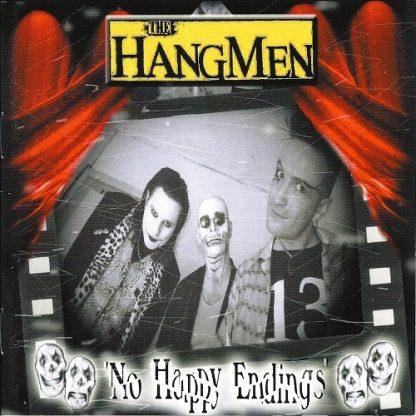 THE HANGMEN - No Happy Endings LP