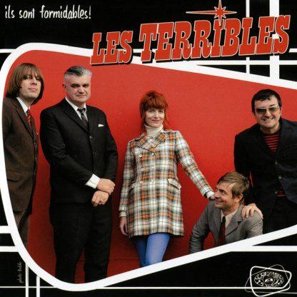 LES TERRIBLES - Ils Sont Formidables! CD
