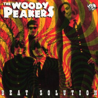 THE WOODY PEAKERS - Beat Solution CD