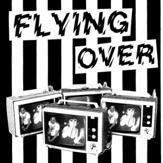 FLYING OVER - Danger Boy 7""