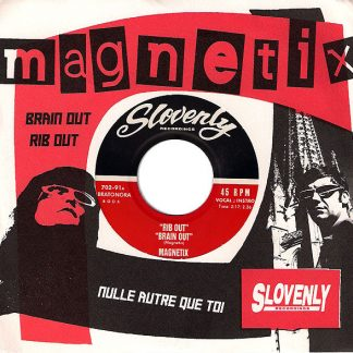 MAGNETIX - Brain Out 7""