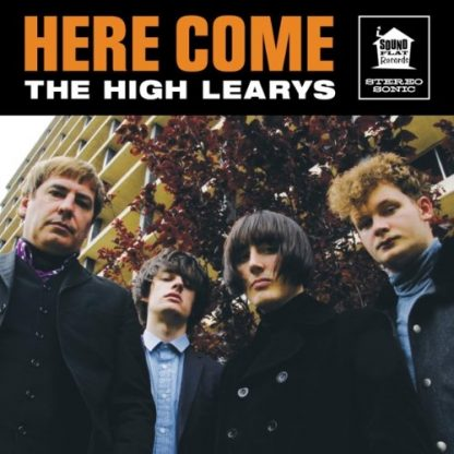 THE HIGH LEARYS - Here Come LP