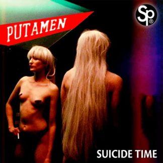 PUTAMEN - Suicide Time CD