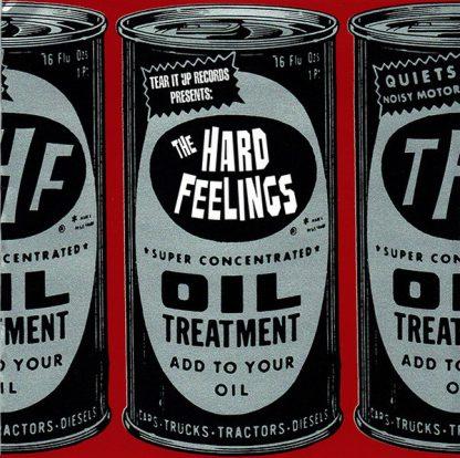 """THE HARD FEELINGS - 100 Miles An Hour 7"""""""