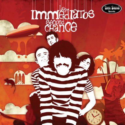 LOS IMMEDIATOS - Second Chance LP