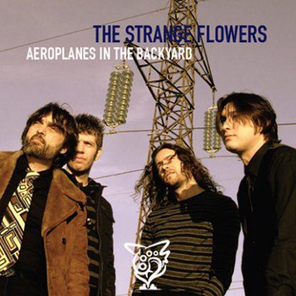 THE STRANGE FLOWERS - Aeroplanes In The Backyard LP