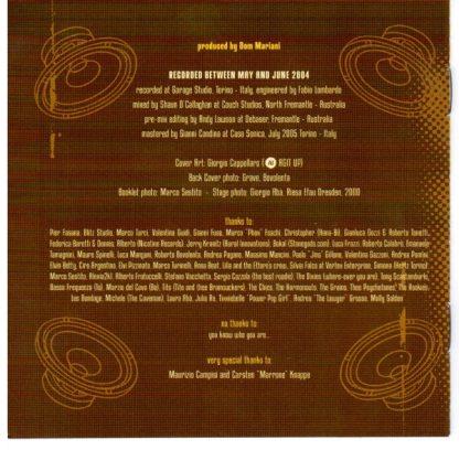 THE SICK ROSE - Blastin CD