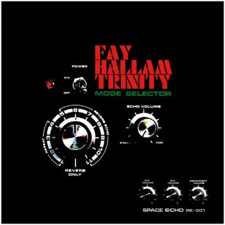 """FAY HALLAM TRINITY - Mode Selector 7"""""""