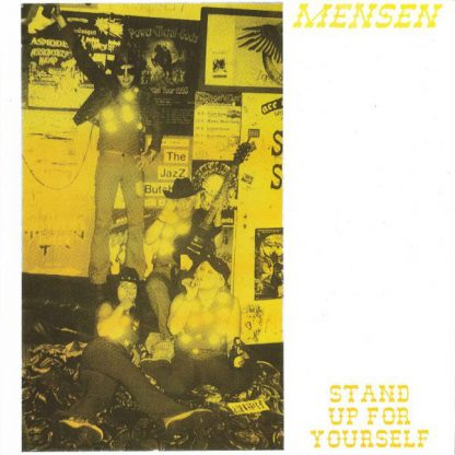 """MENSEN - Stand Up For Yourself 7"""""""