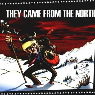 VA: THEY CAME FROM THE NORTH CD