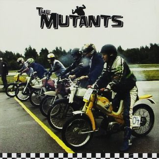 THE MUTANTS - Deathrace 3000 CD