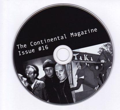 Continental Magazine #16 CD