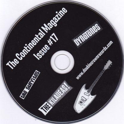 Continental Magazine #17 CD