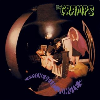 THE CRAMPS - Psychedelic Jungle LP (reissue)