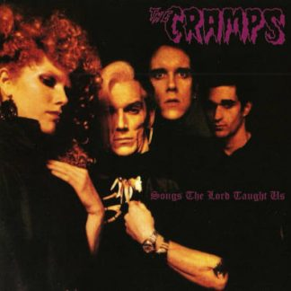 THE CRAMPS - Songs The Lord Taught Us LP (reissue)