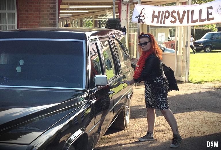 Return Trip from Hipsville Festival